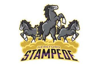 Hereford Stampede logo